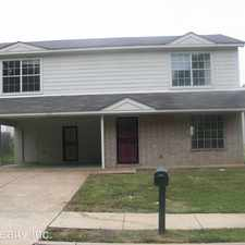 Rental info for 3931 Laura Springs in the Memphis area
