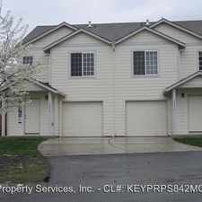 Rental info for 13314 NE KERR RD in the Orchards area