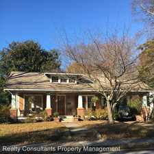 Rental info for 408 S. Elam Ave in the Lindley Park area