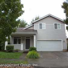 Rental info for 17401 SE 21st Way in the Portland area