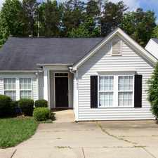 Rental info for Tricon American Homes in the Coulwood West area