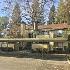 Rental info for Gated Community: Cozy One Bedroom Condo w/All th e Bells & Whistles in the Natomas Crossing area