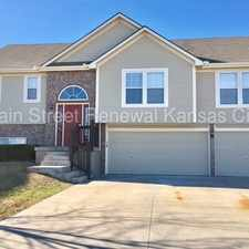 Rental info for Cute 2 car garage home in Kansas City MO in the Little Blue Valley area