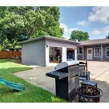 Rental info for Beautiful Home In The TCU Area. in the Tanglewood area