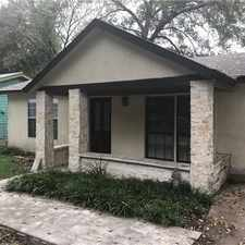 Rental info for Perfect Location Only 2 Miles From Downtown Aus... in the Govalle area