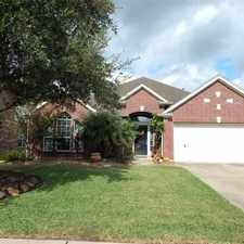 Rental info for Beautiful Home In Pearland Near 288 And 518. Wi... in the Pearland area