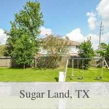 Rental info for 5 Bedrooms House - Located In The Peaceful Subd... in the Houston area