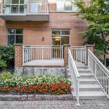 Rental info for 1000 North Randolph #105 in the Washington D.C. area