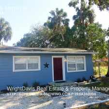 Rental info for 7306 S Morton St in the Port Tampa City area