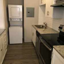 Rental info for 2307-09 S Clewis Court in the Palma Ceia area
