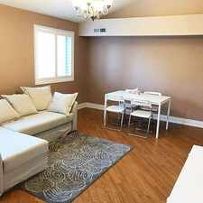 Rental info for 117 Bristol Road East #70 in the Brampton area