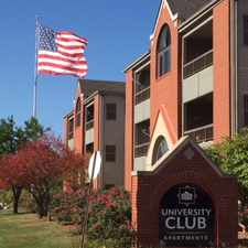 Rental info for University Club in the Detroit area