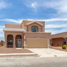 Rental info for 3373 Mike Godwin Dr. in the Vista Real East area