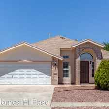 Rental info for 5449 Colin Powell