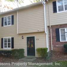 Rental info for 3176 Heathstead Place in the Sharon Woods area