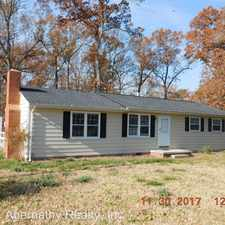 Rental info for 10500 Chalkley Road