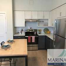 Rental info for Patriot Pkwy & Trotter Road in the 02190 area