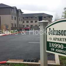 Rental info for Beautifully finished 2x1.5 Apartment Close to Nike in the Hillsboro area