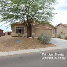 Rental info for 39064 S Cracked Corn Dr.