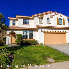 Rental info for 27853 Pine Crest Place