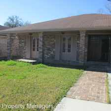 Rental info for 3217 KANSAS in the 70003 area