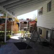Rental info for Home-4 Bedrooms, 2 Bath, Built 1970, Approx 185...