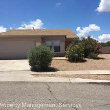 Rental info for 10000 E. ARIZONA SUNSET DR. in the Rita Ranch area