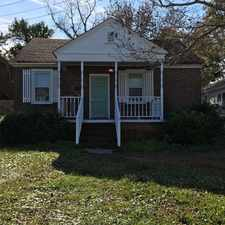 Rental info for 2313 Mt Pleasant St
