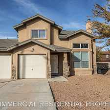 Rental info for 701 Portillo Dr