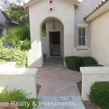 Rental info for 2720 Sweet Willow Ln in the Summerlin South area