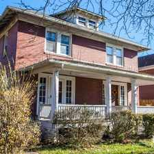 Rental info for 1008 Locust Street