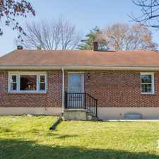 Rental info for 1829 Mount View Road