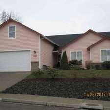Rental info for 2330 NW Chambers Dr Roseburg Three BR, Hucrest 2004 built home.