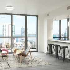 Rental info for 2601 Biscayne Boulevard #1204 in the Miami area