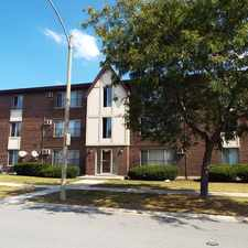Rental info for 9955 Nottingham Avenue #1D
