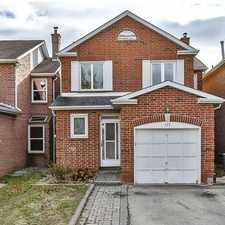 Rental info for 117 Glenmanor Way in the Vaughan area