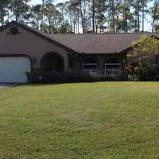 Rental info for 12782 87th Street North in the The Acreage area