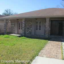 Rental info for 3217 KANSAS in the Kenner area