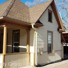 Rental info for 418-432 East Brookside Street in the Colorado Springs area