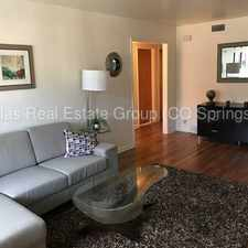Rental info for Nicely updated unit nestled in the foothills near the Broadmoor Resort in the Ivywild area