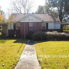 Rental info for 5062 Ritterman Ave in the Baton Rouge area