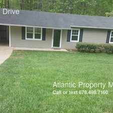 Rental info for 4135 Dustin Drive
