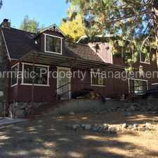 Rental info for Spacious Cabin Home in the Mountains of Wrightwood