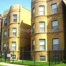Rental info for 5735 South Calumet Avenue in the Washington Park area