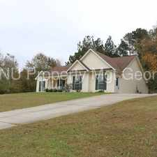 Rental info for Spacious Ranch-style Home in McDonough