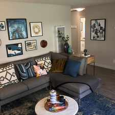 Rental info for Vue Alameda
