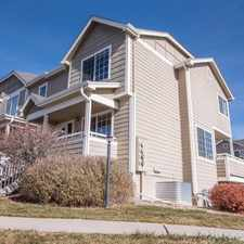 Rental info for Two Bedroom In Aurora in the Aurora Highlands area
