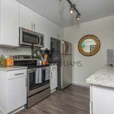 Rental info for South Lamar & Manchaca in the South Lamar area