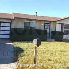 Rental info for 9833 Gilpin Street in the Denver area