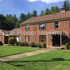 Rental info for 335 Bost Street in the Statesville area